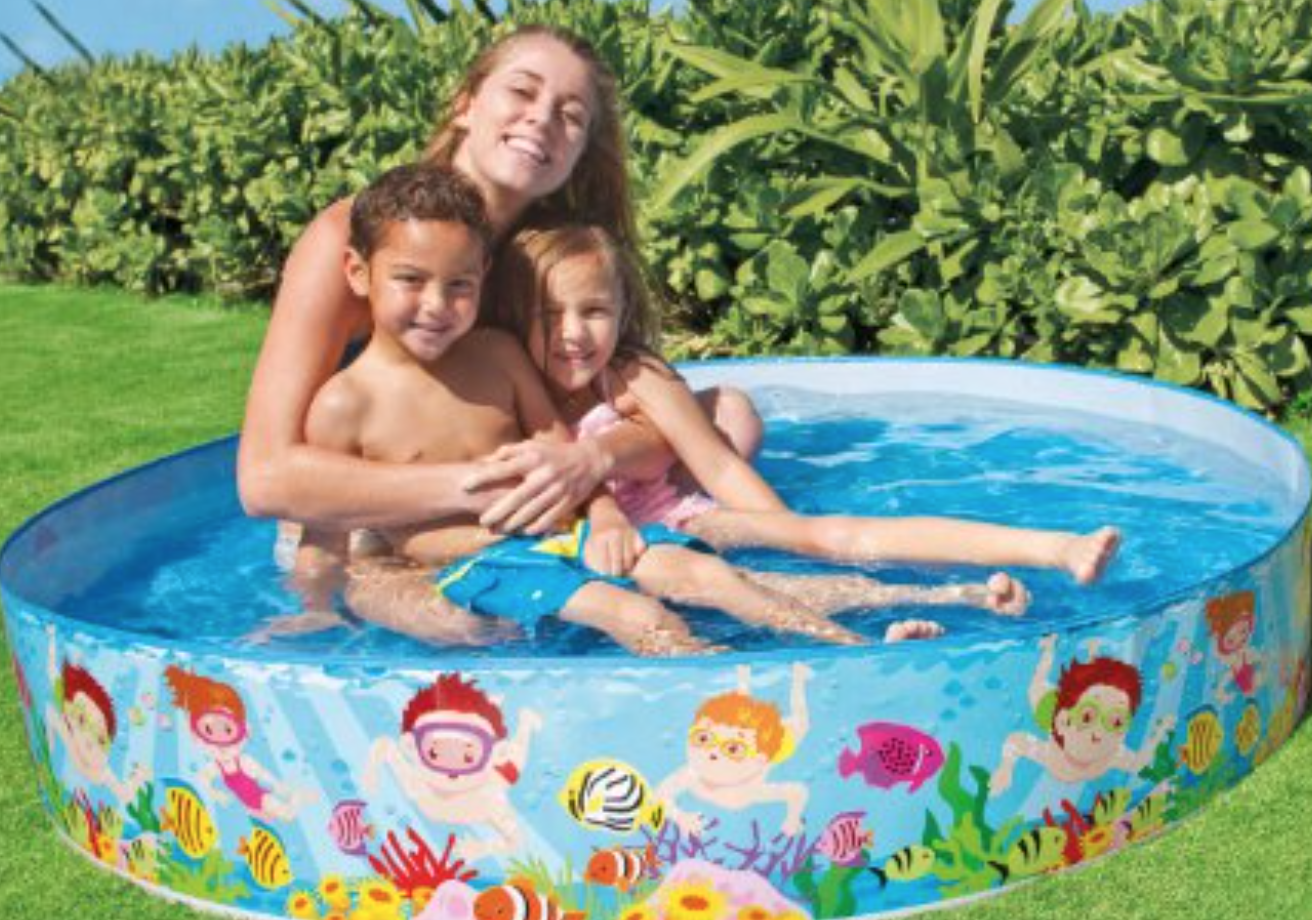 Looks like you all love paddling pools this summer
