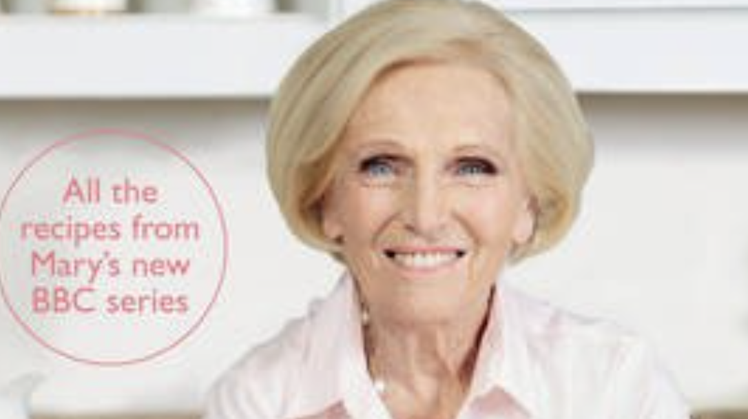 Mary Berry Everyday – Make every meal special – enters the Amazon top 10.