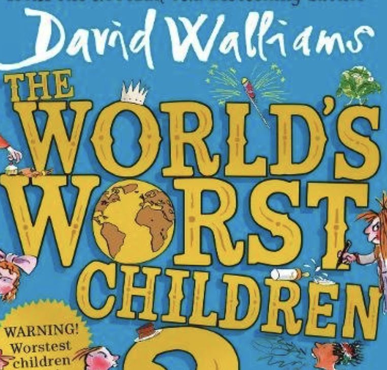 Best selling Childrens books in the UK for weekending Saturday 6th May 2017