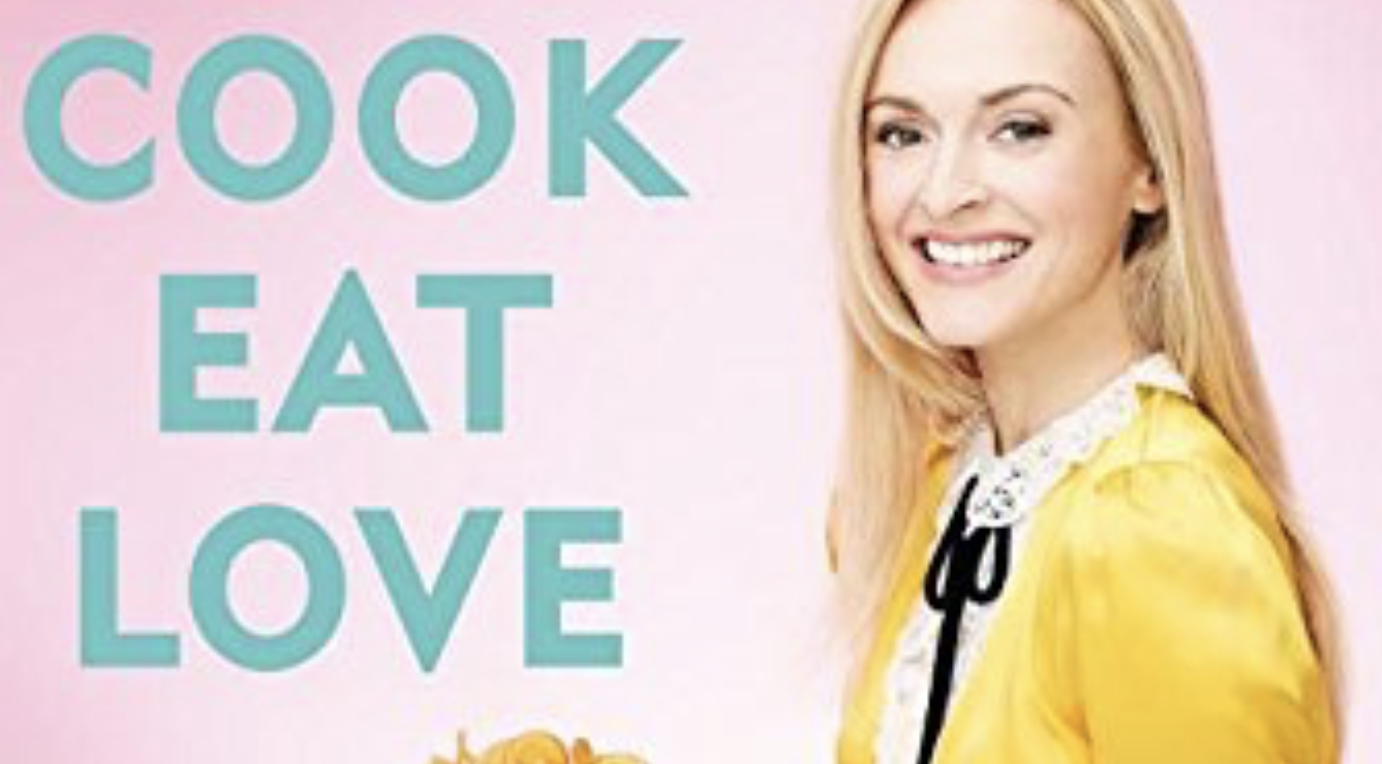 Cook. Eat. Love. has become a new bestseller.