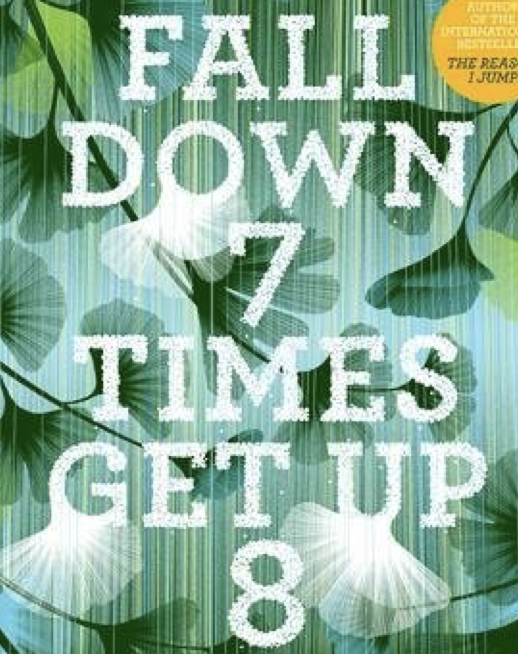 Fall Down Seven Times, Get Up Eight: A young man's voice from the silence of autism has become a new bestseller.