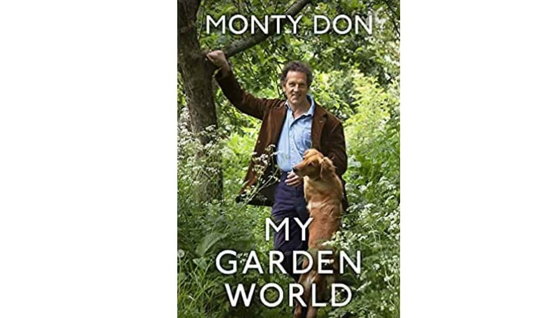 Monty Don Books and Gift Guide 2020 #GardenersWorld