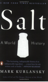 Mark Kurlansky author of Salt a World History
