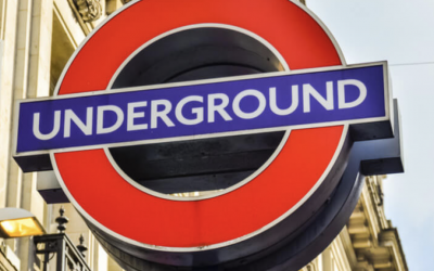 How to take children on the London Underground (Tube)