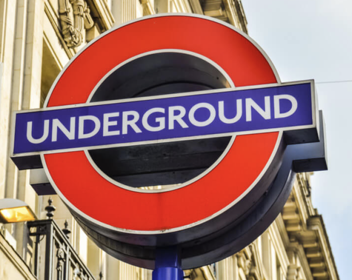 Advice for traveling with kids on the London underground.