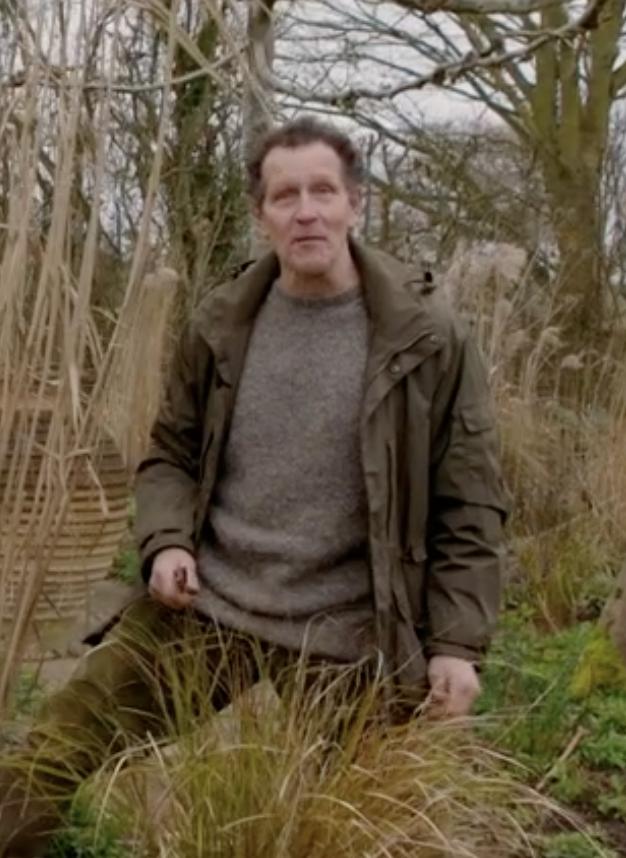 Monty Don BBC Gardenrs World