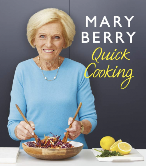 Mary Berrys Quick Cooking - cover image