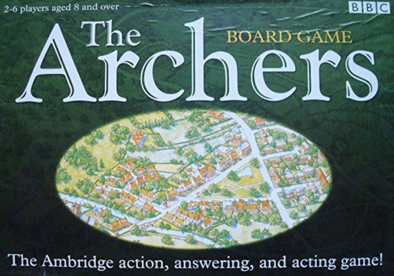 The Archers Board Game