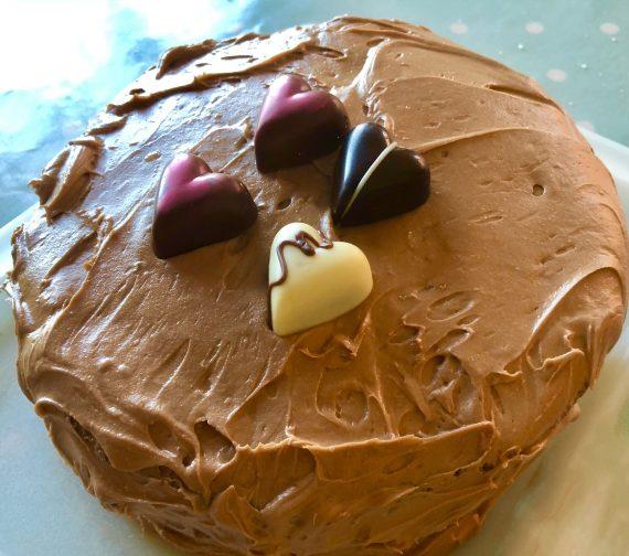 Easy Birthday Cake Recipe
