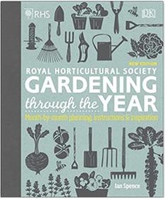 RHS Gardening through the year book