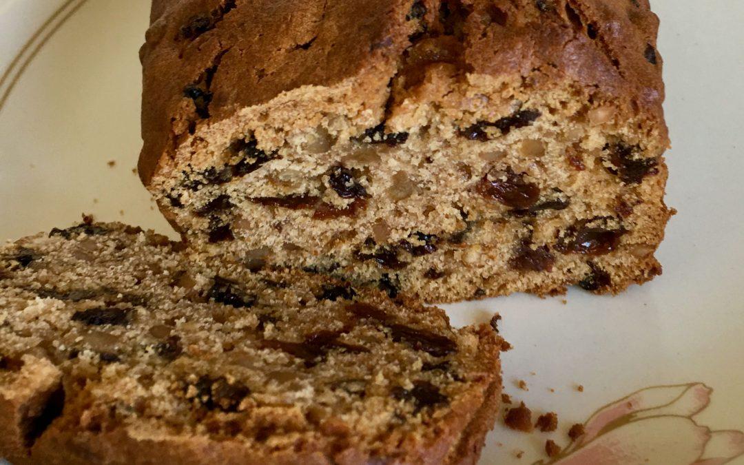 Mrs Robin's Fruit Cake Recipe