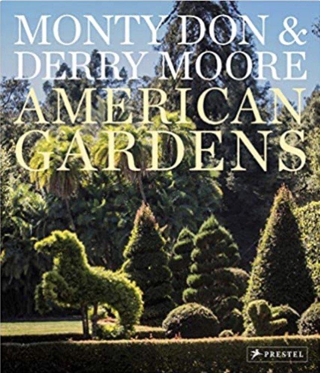 Monty Don American Gardens Book