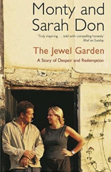 The Jewel Garden - new cover design