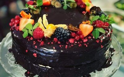 Vegan Classic Chocolate Cake